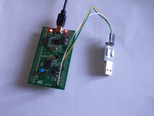 STM32 bare-metal made easy | Aurelio's Blog